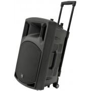 Portabel högtalare med bra bas - QTX QX15PA.