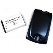 Blackberry Batterie pour BlackBerry 8700 et 8707 (C-H2) + couvercle