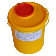 KLINIK BOX - NÁDOBA NA ZDRAVOTNICKÝ MATERIÁL 1,5 litru