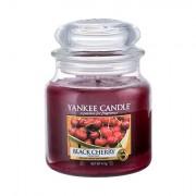 Yankee Candle Black Cherry vonná svíčka 411 g