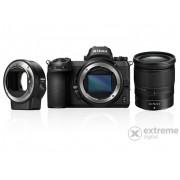 Aparat foto Nikon Z6 (obiectiv 24-70mm) + adaptor FTZ