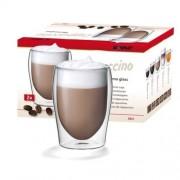 Scanpart Cappuccino Thermo Glazen