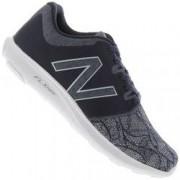 New Balance Tênis New Balance W530 V2 - Feminino - Azul Esc/Cinza Esc