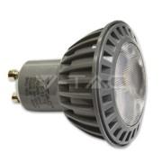 LED Spotlight - 5W GU10 White Plastic 6000K
