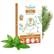 Puressentiel Joints and Muscles 3 patches Heat and 14 Essential Oils