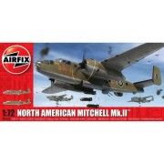 KIT CONSTRUCTIE AVION NORTH AMERICAN MITCHELL MK II 1:72 - AIRFIX (AF06018)