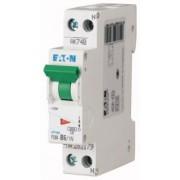 Siguranta automata PLN4-C4/1N 4A 1P+N 4.5kA-Eaton