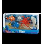 Set Dory+Hank+Bailey+Marlin - Finding Dory