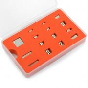 Set magneti neodim, dimensiune medie, 15 modele