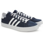ADIDAS ORIGINALS COURTVANTAGE Sneakers For Men(Navy)