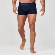 Sport Boxers - M - Navy/Navy