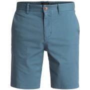 Quiksilver Pantaloni scurți Krandy Chino St Real Teal EQYWS03324-BPR0 pentru bărbați 32