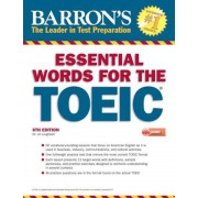 Essential Words for the Toeic with MP3 CD, 6th Edition, Paperback