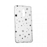 Husa Silicon Transparent Slim Star 143 Huawei Honor 5C Honor 7 Lite