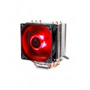 Cooler procesor ID-Cooling SE-903 Red LED, 3 heatpipe-uri direct touch, 6mm