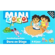 Mini Loco Dora en Diego set 4-6 jaar