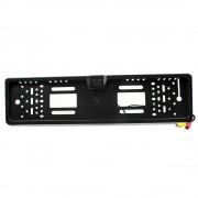 Camera video marsarier auto cu suport de numar Cartech LAB 701