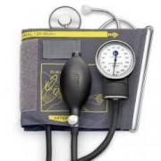 Tensiometru mecanic Little Doctor LD 71 profesional stetoscop inclus manometru din metal husa de transport