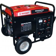 Generator ROTAKT ROGS210 cu o putere de 4.5 KW, motor 4 timpi, capacitate cilindrica: 420 CmC