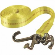 SmartStraps Ratchet Tie-Down Strap - 2 Inch x 27ft., with Cluster Hooks, 10,000-Lb. Breaking Strength, Model 4553