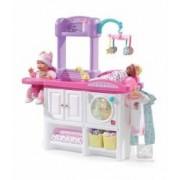 Mini cresa pentru copii NEW - Love and Care Deluxe Nursery