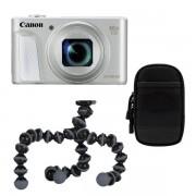 Canon PowerShot SX730 HS compact camera Zilver Travel Kit