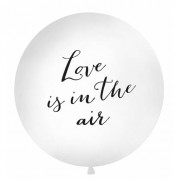 Geen Jumbo ballon Love is in the Air