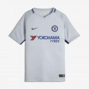2017/18 Chelsea FC Stadium Away Fußballtrikot für ältere Kinder - Silver
