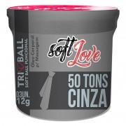 Bolinhas 50 Tons de Cinza - Triball