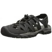 Northside Men s Santa Cruz Sandal Black 12 D(M) US