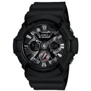 Casio G-Shock Analog-Digital-Digital Black Dial Mens Watch - GA-201-1ADR (G362)