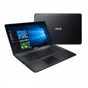 "Asus X751NV-TY001 Intel Pentium N4200/17.3"" HD+/4GB/1TB/GF 920MX-2GB/DVD-RW/Linux/Black"