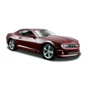 2010 Chevrolet SS Camaro RS Red 1/18
