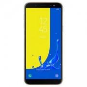 Смартфон Samsung SM-J600F GALAXY J6 (2018) LTE, sAMOLED 5.6(720 x 1480), 13 MP x 8 MP, Octa-Core 1.6 GHz Cortex-A53, Nano-SIM, златист, SM-J600FZDNBGL