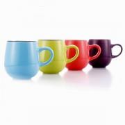 Set cani ceramica 4 piese VB6040012 400ml