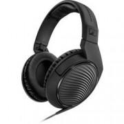Sennheiser Studiové sluchátka Over Ear Sennheiser HD 200 PRO 507182, černá