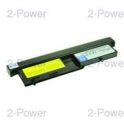 2-Power Laptopbatteri Lenovo 7.4v 8600mAh (57Y6450)