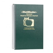 DIET MINDER PERSONAL FOOD & FITNESS JOURNAL