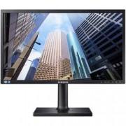 Samsung LED monitor Samsung S24E650XW, 61 cm (24 palec),1920 x 1200 px 4 ms, PLS LED DisplayPort, DVI, VGA, USB, na sluchátka (jack 3,5 mm), audio, stereo (ja