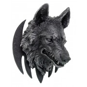 dekoráció falra - Werewolf Head - 766-6630
