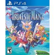 Square Enix Trials of Mana PlayStation 4