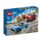 LEGO CITY Police Highway Arrest