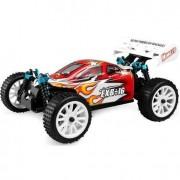 Masina RC himoto EXB-16 Buggy 1:16 4x4 2.4GHz RTR (HSP Troian) Red (HI4185-18502)