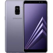 Samsung Galaxy A8 (2018) Dual Sim 32GB Orchid Grey, Libre C