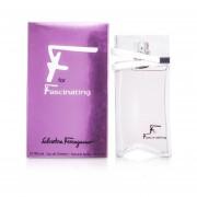 Salvatore Ferragamo F For Fascinating Eau De Toilette Spray 90ml