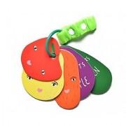 Wee Gallery Stroller Cards- Fruit & Veggies