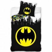 Lenjerie pat Batman 140x200 cm