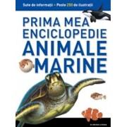 Animale marine. Prima mea enciclopedie. Vol.4/***