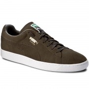Сникърси PUMA - Suede Classic + 356568 65 Forest Night/White