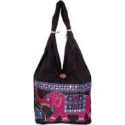 Womaniya Girls Black Shoulder Bag